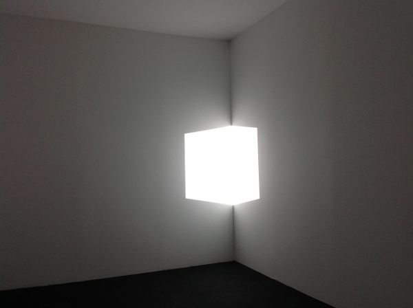 Afrum I (White) - James Turrell - 1967