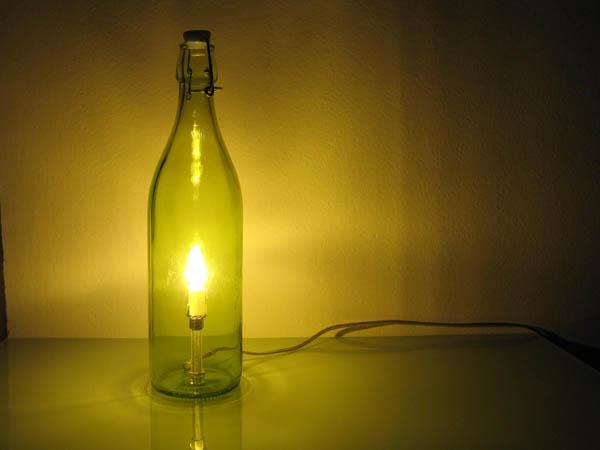 Lighting now cultura e riflessioni sull 39 illuminazione contemporanea riciclo illuminante - Cappelli per lampade da tavolo ...