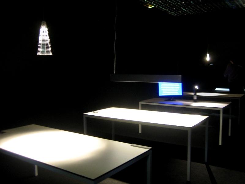 il laboratorio della luce di Nouvel